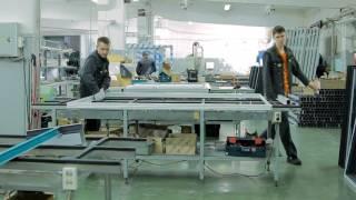 видео Бизнес-идея: производство конструкций из алюминиевого профиля