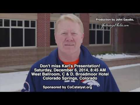 Karl Mecklenburg for CoCatalyst org