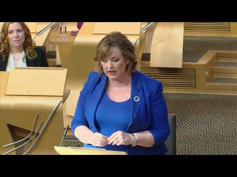 Changing Lives Through the Visitor Economy - Scottish Parliament: 14th March 2017