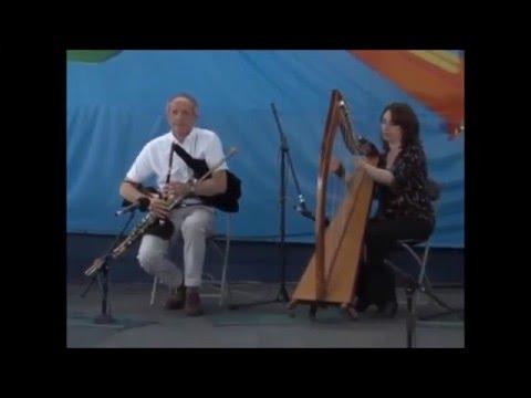 Brian McNamara and Gráinne Hambly (Jigs)