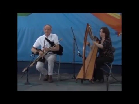 Brian McNamara and Gráinne Hambly Jigs