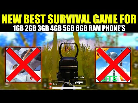 New best Survival Battle Royale game for GB GB Ram PHONE&#;S | No pubg lite | no freefire