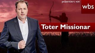 Sentinelesen töten Missionar mit Pfeil - Kann der Täter bestraft werden? | Nutzerfragen RA Solmecke