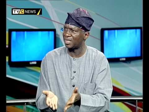 Interview with Governor Babatunde Raji Fashola