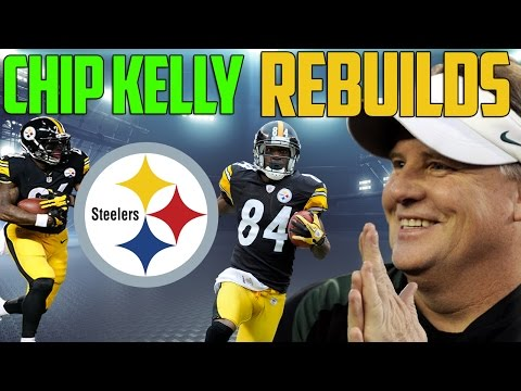 Rebuilding: The Pittsburgh Steelers | Chip Kelly Rebuilds | Most Hyped Rebuild EVER on YouTube