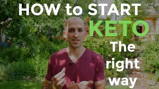 How to start a Ketogenic Diet (the right way) - lose fat & have more energy (ESM Part 1)
