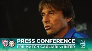 CAGLIARI vs INTER | Antonio Conte Pre-Match Press Conference LIVE 🎙⚫🔵 [SUB ENG]