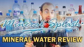 MINERAL WATER REVIEW ✔ Damien Slash thumbnail