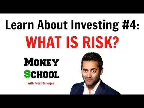 Learn About Investing #4: What is Risk?