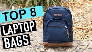 BEST 8: Laptop Bags 2018