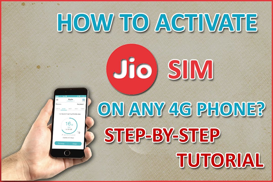 live activation how to activate reliance jio sim on any 4g phone with unlimited data call. Black Bedroom Furniture Sets. Home Design Ideas
