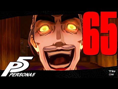 ★PERSONA 5★ HARD - Blind Playthrough Part 65 ★My Masterpiece!★