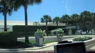 № 1062 США Путешествие на машине Палм Бич Palm Beach Florida