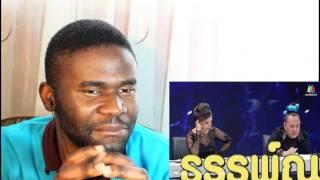 Zombie - หน้ากากอีกาดำ | THE MASK SINGER หน้ากากนักร้อง(REACTION)