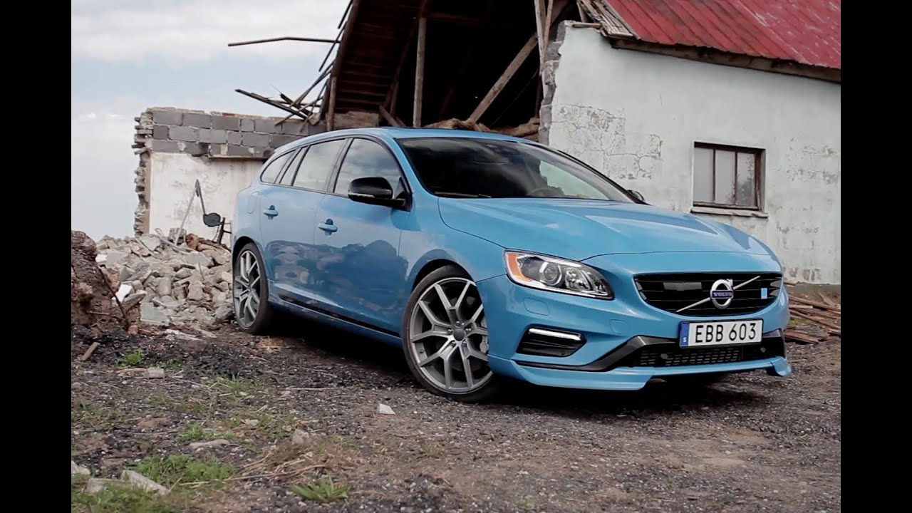 volvo v60 polestar review autovisie youtube. Black Bedroom Furniture Sets. Home Design Ideas