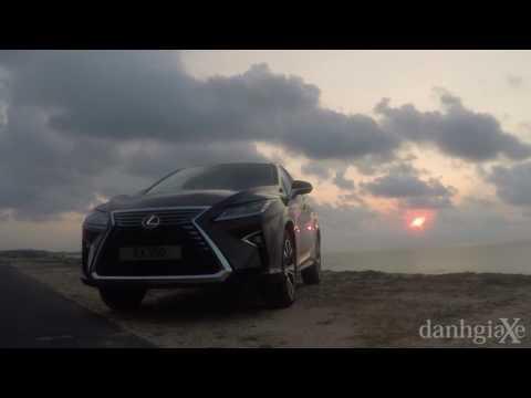 Đánh giá xe Lexus RX 350 2016 (P.2) mới nhất | danhgiaXe.com