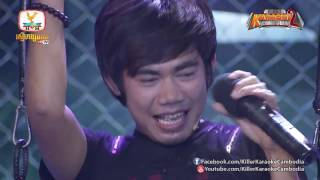 Killer Karaoke Cambodia Season 2 | Week 3 | នី រតនា 19-11-2016