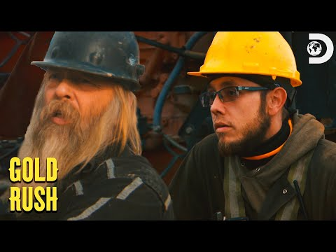 Kevin's Season Ends Early | Gold Rush