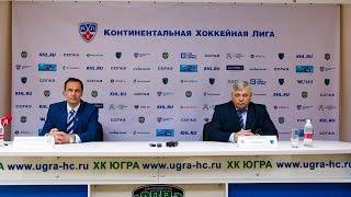 послематчевая пресс конференция