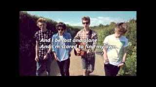 The Vamps - Burn (Lyrics On Screen)