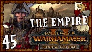 THE UNYIELDING VS THE HEADREAPER! | WARHAMMER II - Mortal Empires (The Empire) #45