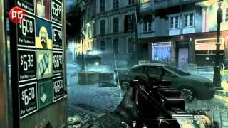 Call of Duty: Modern Warfare 3. Видеообзор