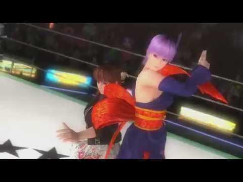 DOA5LR Leifang & Hitomi vs Kasumi & Ayane
