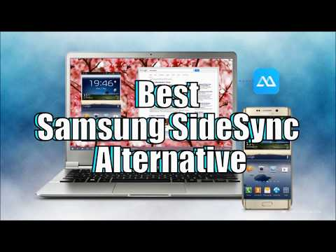 Top 3 Samsung SideSync Alternatives