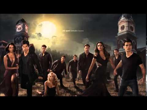 The Vampire Diaries 6x17 Black Widow (Cage The Elephant)
