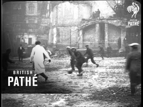 Football On Site Worth �100,000 (1924)