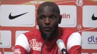 Julien Cétout - Après match (Nancy / Brest)