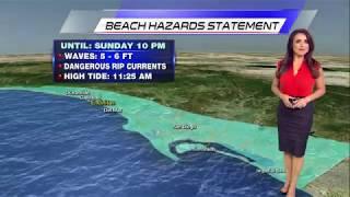 San Diego Weather Forecast - 10/12/18