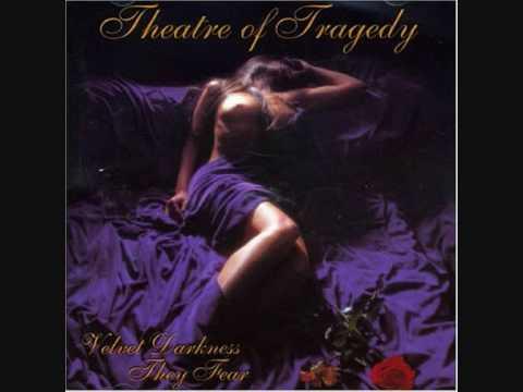 Клип Theatre Of Tragedy - Black As The Devil Painteth