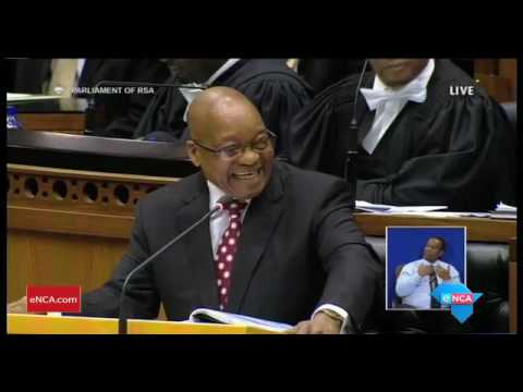 I was elected by majority of South Africans to lead them: Zuma