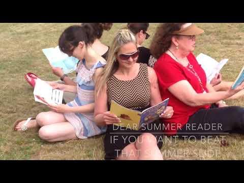 Dear Summer Reader... 2018
