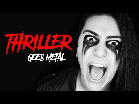 Thriller (Metal Cover by Lauren Babic, Cody Johnstone, & Brett Seaton)