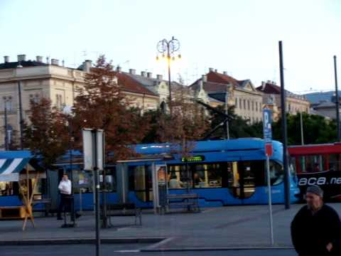 public transport in Zagreb 2