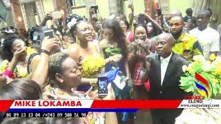ba tumbi 50 Ntaba na mariage coutumier ya Réne makondele et henriette kajinga , congoelengi.