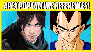 Top Pop Culture References in Apex Legends Part 2