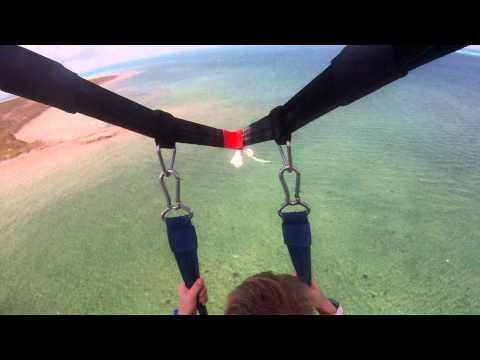 Disney Dream- Parasailing at Castaway Cay ( HD version)