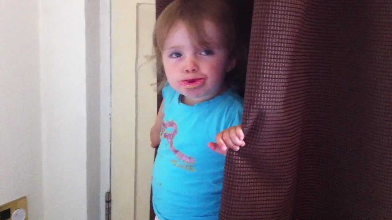 """Cute 1 year old sings """"Call Me Maybe"""" by Carly Rae Jepsen Cutest kid video  ever!!"""