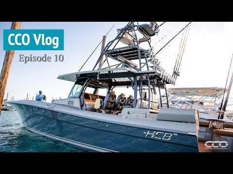 CCO Vlog - Episode 10 - Sir' Reel Fishing Team - Saltwater Showdown - HCB Yachts