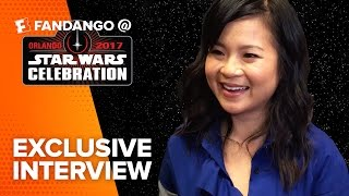Kelly Marie Tran's Star Wars Audition Lasted 5 Months (2017) | Fandango All Access