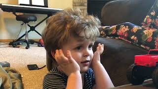 2 Year Old Toddler learning Russian and English Language | Child Development