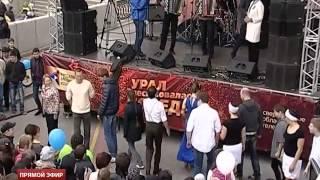 """Урок вальса от школы танца """"Promodance"""" 9 мая на площадке ОТВ"""