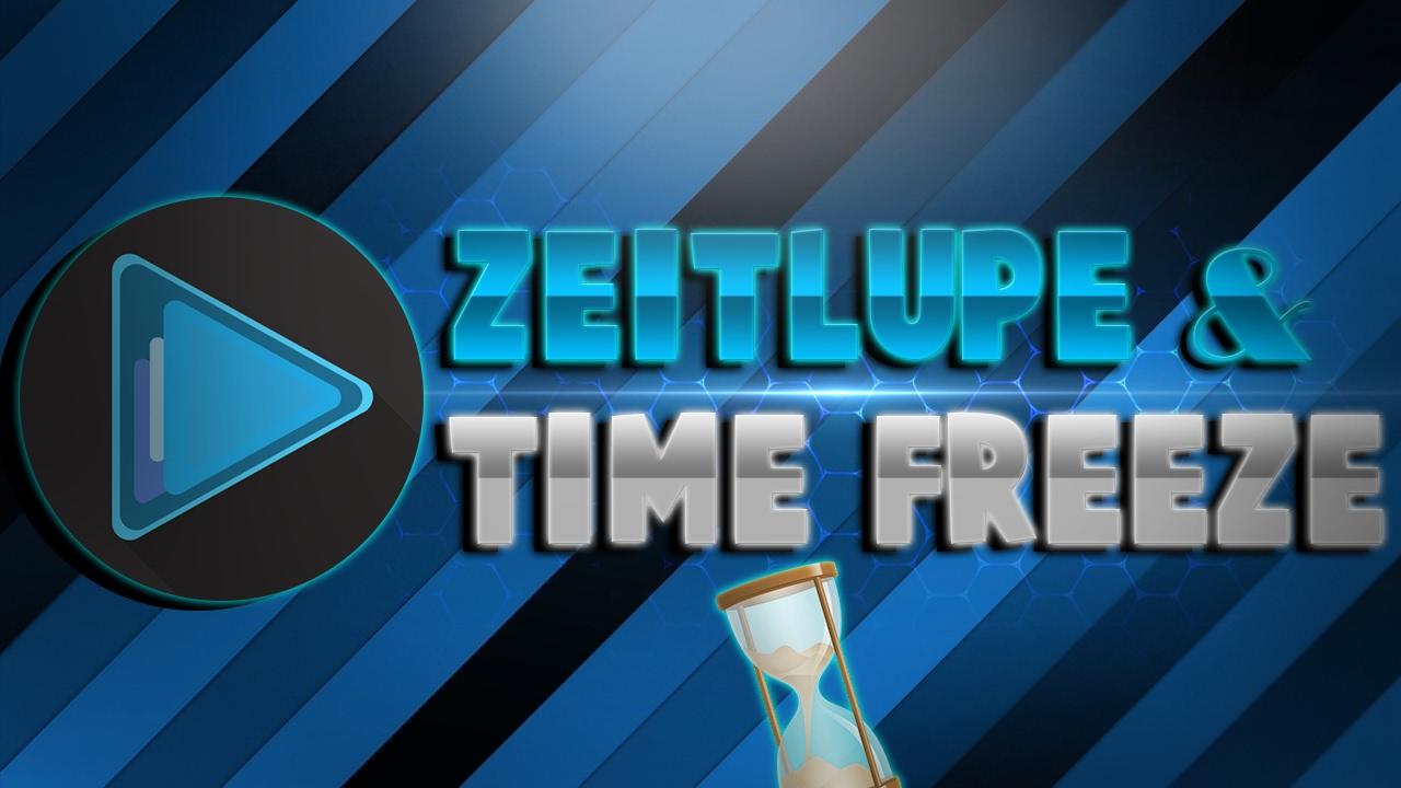 Sony Vegas Pro - ZEITLUPE / ZEITRAFFER / TIME FREEZE Tutorial ...