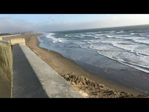 Pacific Time Lapse 1