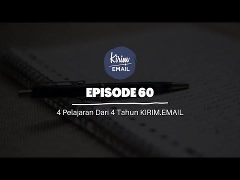 KEPO 60 - 4 Pelajaran Dari 4 Tahun KIRIM.EMAIL