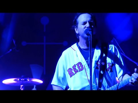 Pearl Jam at Fenway 08-07-2016 Full Concert Multicam SBD