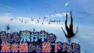 【決死】高度1万mから生身で生き残る方法